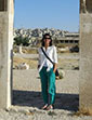Sarah Tomas Morgan Spent Summer 2015 In Jordan As A Summer Language Abroad Student