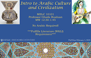 Introduction To Arabic Culture And Civilization